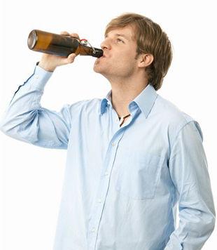 喝酒脸红的人容易患肝癌