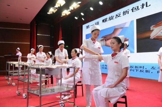 2015湘雅二医院国际护士节表彰大会
