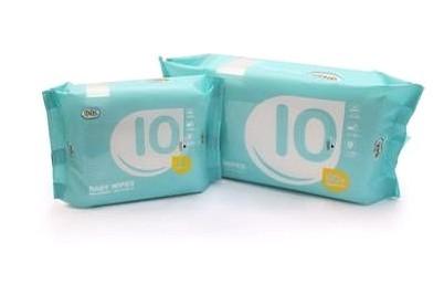 婴幼儿护肤湿巾 u-za品牌是健康的母婴用品