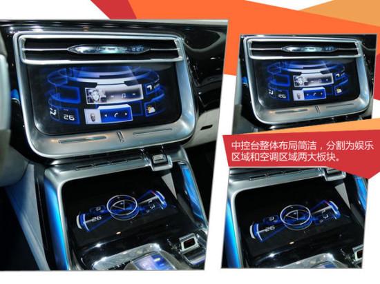 荣威发布全新中型SUV 与丰田汉兰达同级高清图片