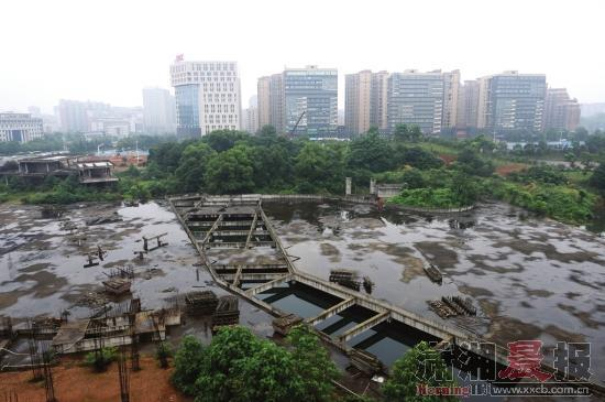 湘府文化公园立项9年仍未建成 回应:年内启动