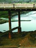 浏阳河大桥将于今日起爆拆除