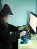 72岁老人写十万字自传