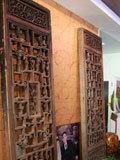 长沙市民收藏300件木雕