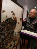 老人15年收集4000只蝴蝶