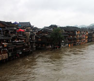 水淹凤凰古城