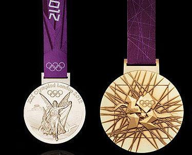 时尚最贵奥运奖牌