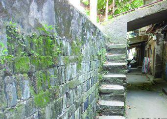 湘潭保护古城墙