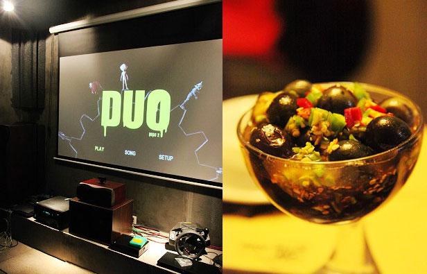[微探店]长沙第一家能看电影的小资私房菜馆